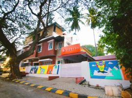 Zostel Mysore, hotel near DRC Cinemas Mysore, Mysore