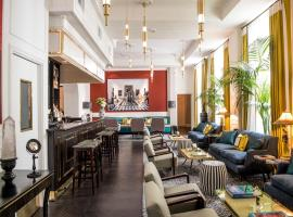 Hotel Vilòn - Small Luxury Hotels of the World, hotel adaptado en Roma