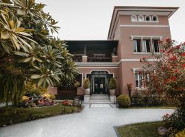 Hotel Antigua Miraflores, hotel near Financial Center of San Isidro, Lima