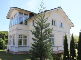 Ferienwohnungen Stark, spa hotel in Heringsdorf