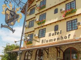 Hotel Blumenhof, hotel em Blumenau