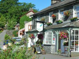 Three Shires Inn, inn in Little Langdale