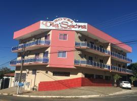 Hotel Via Sacra, hotel em Trindade