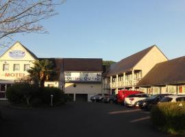 Contact hôtel - Motel Les Bleuets, hotel near Pont de Normandie, Honfleur
