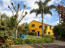 Quinta das Flores, hotel em Capelas