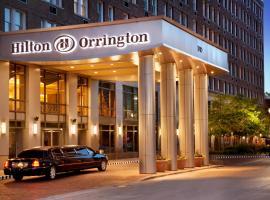 Hilton Orrington/Evanston, hotel in Evanston
