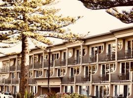 The Nautilus, hotel in Napier
