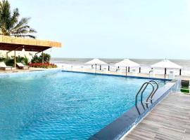 Lily Aria Resort - Vung Tau, khách sạn có tiện nghi dành cho người khuyết tật ở Vũng Tàu