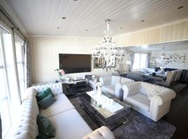 BraMy Apartments The Luxury, feriebolig i Tromsø
