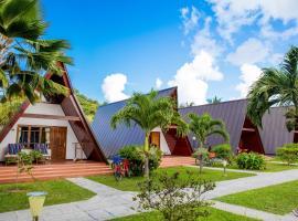 La Digue Island Lodge, hotel in La Digue