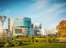 Victoria Hotel & Business centre Minsk, hotel in Minsk