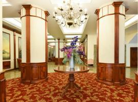 Hotel Belvedere, hotel in Brăila