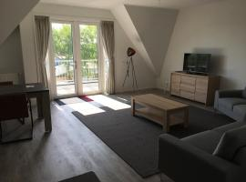 Penthouse DeLuxe, appartement in Oostkapelle