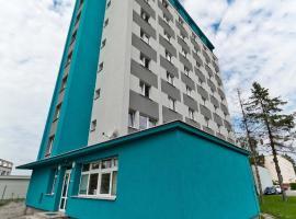 Hotelak Martinov, отель в Остраве