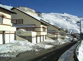 Apartamentos Las Tuyas, vacation rental in Sierra Nevada