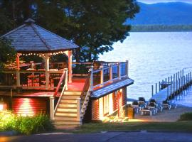 The Juliana Resort, hotel in Lake George