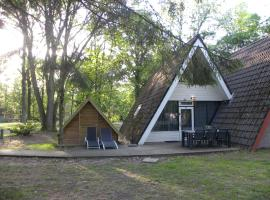 Bungalows Bospark te Stramproy, holiday home in Stramproy