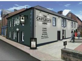 The castlegate arms, hotel in Penrith