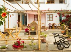 Cruz del Sur, guest house in Pucusana
