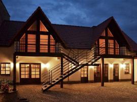 Hotel Beskid – hotel w pobliżu miejsca Wyciąg narciarski Białasówka w Milówce