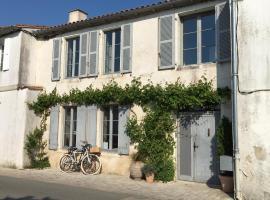 Les Clés d'Ars, guest house in Ars-en-Ré