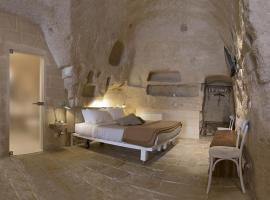 Thymus Residence nei Sassi, hotel spa en Matera