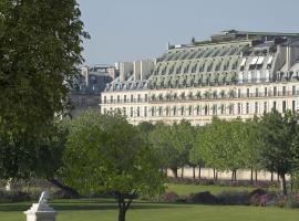 Le Meurice – Dorchester Collection, hotel in zona Louvre, Parigi