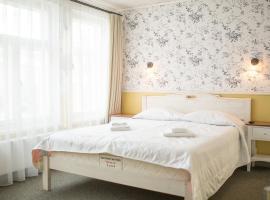 Vanalinna Hotel, отель в Курессааре