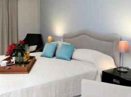 Athena Hotel , ξενοδοχείο κοντά σε Παραλία Καψάλι, Μυλοπόταμος