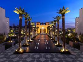 Four Seasons Resort Marrakech, hotel in zona Aeroporto di Marrakech-Menara - RAK, Marrakech