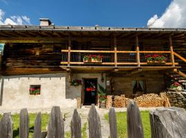 Gratznhäusl, cabin in Ridanna