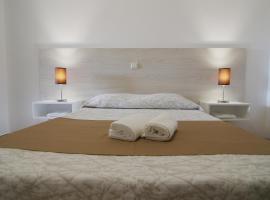 São Cristóvão Guesthouse, quarto em acomodação popular em Fátima