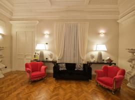 Palazzo Lombardo, bed & breakfast Firenzessä