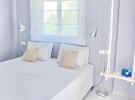 Alkyoni City Apartment, hotel near Aquarium of Rhodes, Rhodes Town