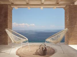 Arismari Luxury Villas, hotel near Porto Roma Beach, Vasilikos