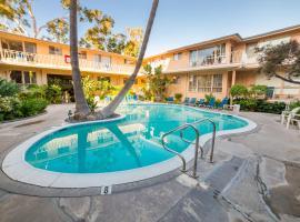 Cal Mar Hotel Suites, hotel near Santa Monica Beach, Los Angeles
