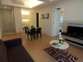 Urban Suites @ Swiss Garden Residence, guest house in Kuala Lumpur