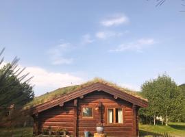 Log home village, cabin in Ulverston