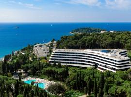 Hotel Lone, hotel with jacuzzis in Rovinj