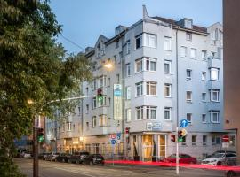 Best Western Hotel Mannheim City、マンハイムのホテル