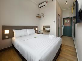 Tune Hotel - 1Borneo Kota Kinabalu, отель в Кота-Кинабалу