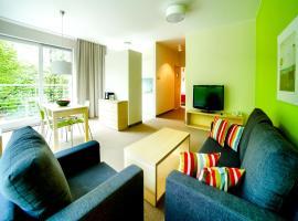 Golden Tulip Międzyzdroje Residence, hotel in Międzyzdroje