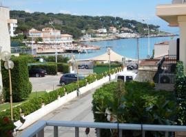 Hotel Miramar- Cap d'Antibes, отель в Антибе