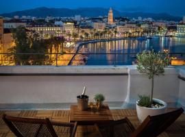 Belvedere Luxury Rooms - Breathtaking View, bed & breakfast a Spalato (Split)