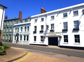 The Chequers Hotel, hotel in Newbury