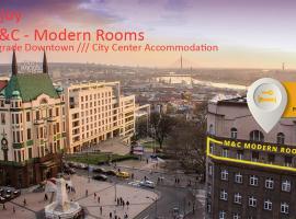 M&C - Modern Rooms, smještaj kod domaćina u Beogradu