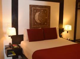 Choco's Hotel, hôtel à Villahermosa