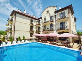 Guest House Zhemchuzhina mysa, pet-friendly hotel in Gelendzhik