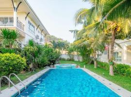 Luxurious Villa with Private Pool and Jacuzzi, hotel in Hua Hin