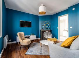 MM Suites Cathédrale, appartement à Reims